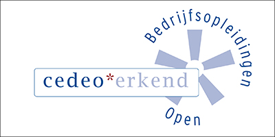 Erkenning door CEDEO